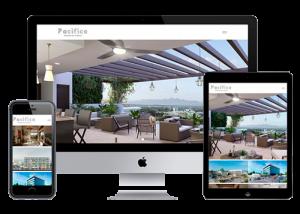 Diseño pág web HDmedia