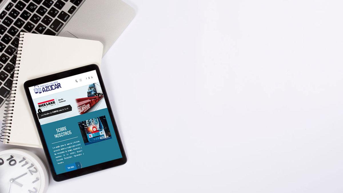azocar diseño de paginas web