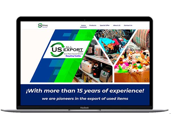 diseño de paginas web responsive nicaragua