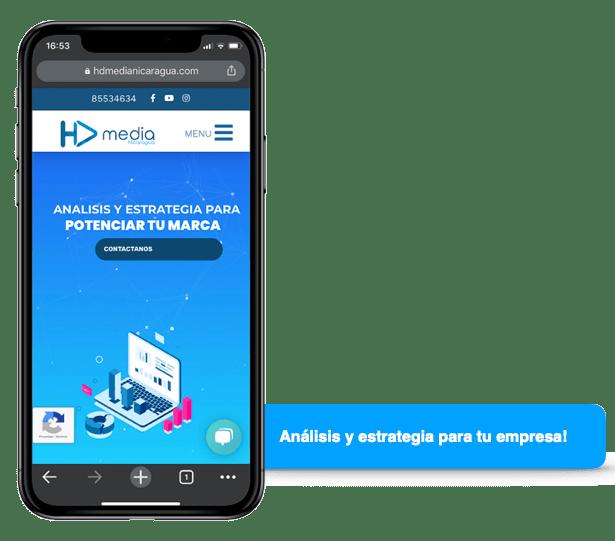Diseño de paginas web en nicaragua